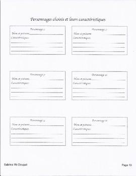 Projet inter-générationnel : cahier de l'élève