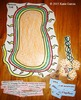 Prokaryote Cell Cut Out and Paste - Bacteria