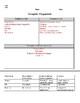 Prokaryote/Eukaryote Graphic Organzier