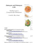 Prokaryote and Eukaryote Articles (Reading Level 2) Compre