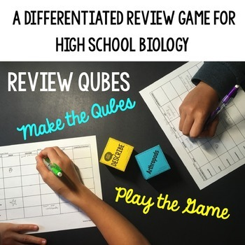 Prokaryotes & Viruses Review Qubes