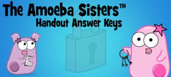 Prokaryotes and Eukaryotes Recap Key by The Amoeba Sisters