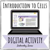 Prokaryotic and Eukaryotic Cells Digital Activity for Goog