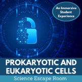 Prokaryotic and Eukaryotic Cells Escape Room