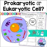 Prokaryotic or Eukaryotic Cell? Cut and Paste