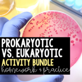 Prokaryotic vs. Eukaryotic Activity Bundle
