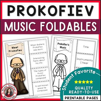 Prokofiev Foldables