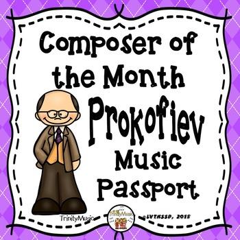 Prokofiev Passport (Composer of the Month)
