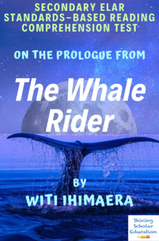 Prologue from The Whale Rider by Witi Ihimaera Multiple-Choice Reading Test