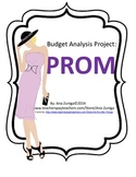 Prom Budget Analysis Project