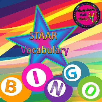 Promethean ActivInspire 8th grade Math STAAR Bingo review game
