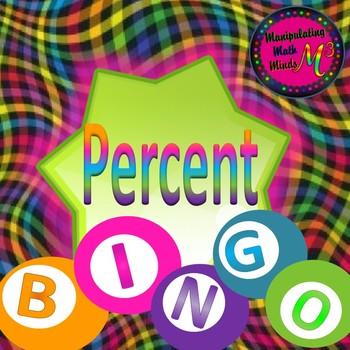 Promethean ActivInspire Percent Bingo Game