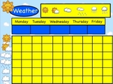 Activ Promethean Flipchart 50 Page Math Morning Meeting- Attendance & Calendar
