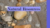 Promethean Board Flipchart for Introduction to Natural Resources