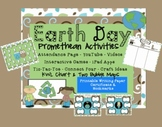 Promethean Earth Day Unit - Interactive Activities, Videos, Games, & Printables