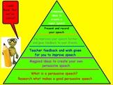 Promethean Flipchart resource for persuasive writing unit