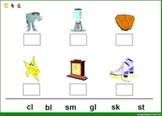 Promethean: Identifying Beginning Consonant Blends