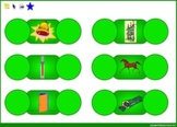 Promethean Lesson: Identifying beginning and ending sounds