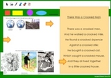 Promethean: Nursery Rhymes Poetry Unit (Year Long) *Bundle*
