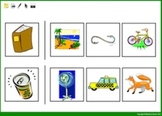 Promethean: Rhyming Practice Resembling the PALS Assessment