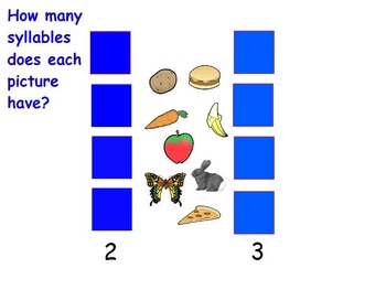 Promethean board Activity/  Introduction to letters and sounds