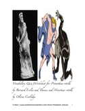 Prometheus and Theseus and the Minotaur Vocabulary Quiz Worksheet