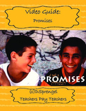 Promises (2001) Video Guide Arab-Israeli Conflict with Key