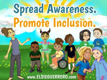 Promote Inclusion Poster