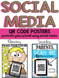 Promote Social Media using QR Codes