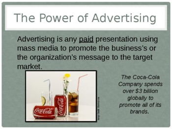 Promotion: Advertising, Public Relations, and Sales Promotion