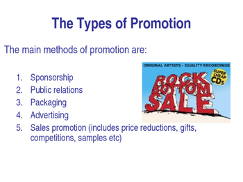 advertising and sales promotion ppt