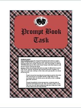 Prompt Book Task