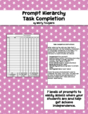 Prompt Hierarchy  Task Completion