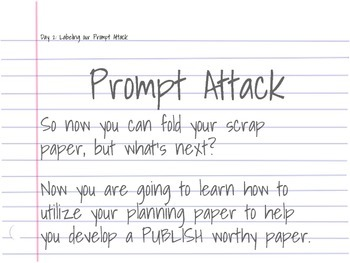 Prompt Writing (Prompt Attack Planning: Day 2)