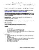 Writing Prompts- Receptiveness