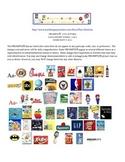 Promptz-Environmental Print Clip Art Letterz A-H
