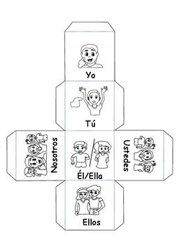 Pronombres en español