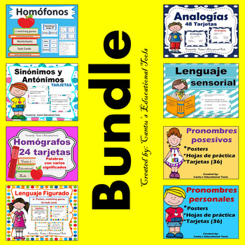 Lenguaje Figurado Teaching Resources | Teachers Pay Teachers