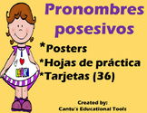 Pronombres posesivos - Digital Learning