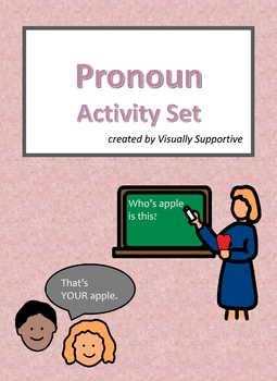 Pronoun Activity: His, Her, Their