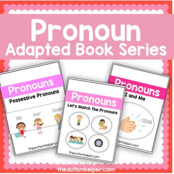 Pronoun Adapted Book Series