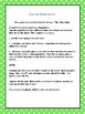 Pronoun BUMP! Speech and Language game for grammar, he/she and his/her