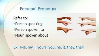 Pronoun Bundle