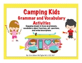 Camping Speech and Language