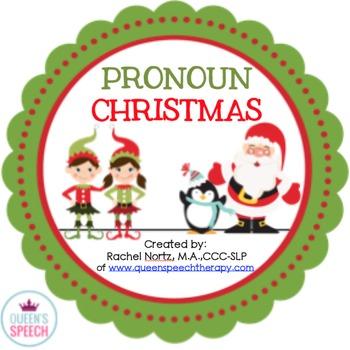 Pronoun Christmas