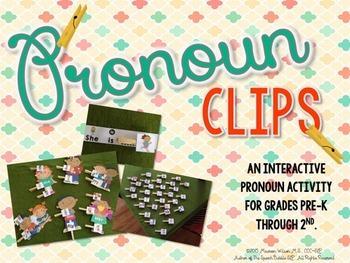 Pronoun Clips