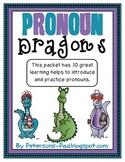 Pronoun Dragons