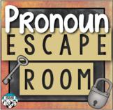 Pronoun Review Escape Room