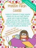 Pronoun Flash Cards!