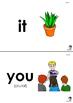 Pronoun Flashcards